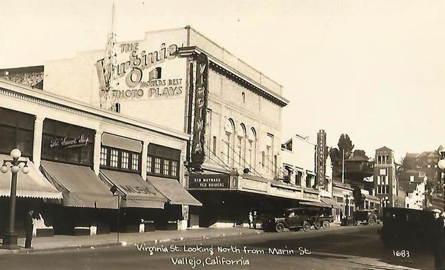 Virginia Theatre 1927
