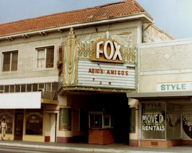 Fox Anaheim Theatre