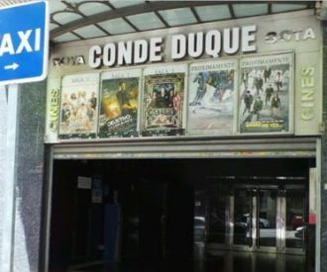 Cinemas Conde Duque Goya