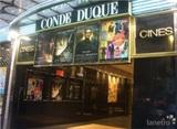 Cines Conde Duque Alberto Aguilera