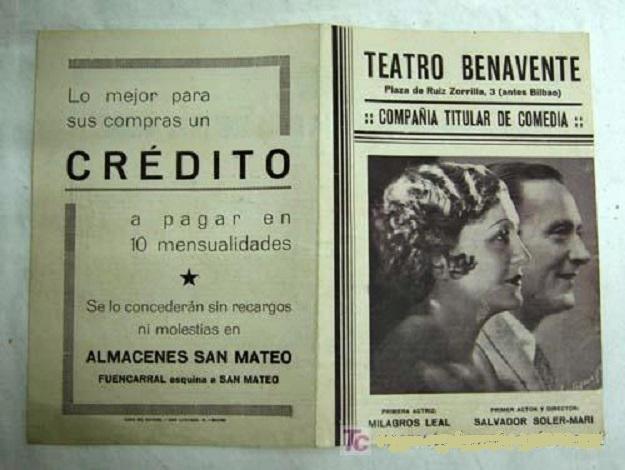 Teatro Cine Benavente