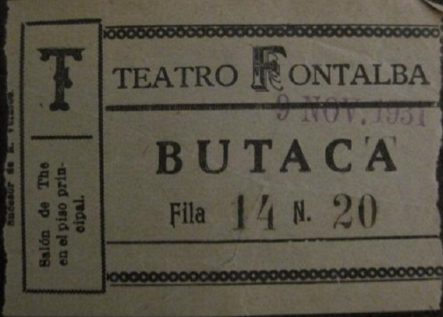 Teatro Fontalba
