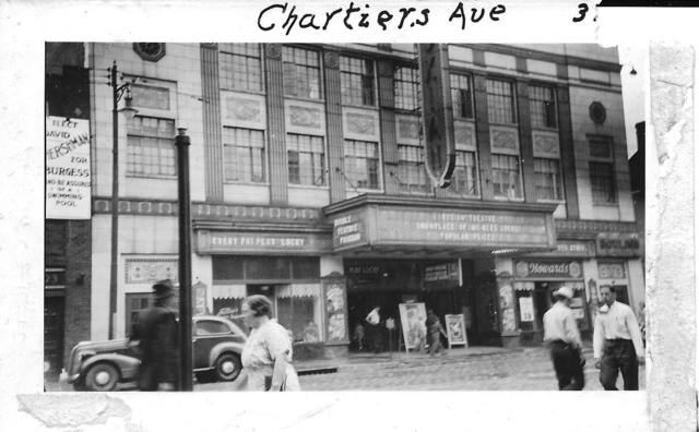 Circa 1941 photo credit McKees Rocks Historical Society Facebook page.