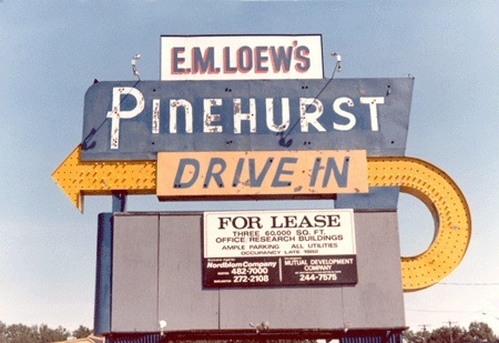Pinehurst Drive-In