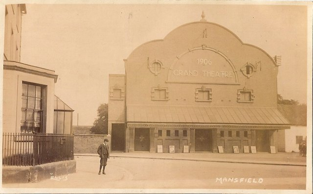 Grand Theatre, Mansfield