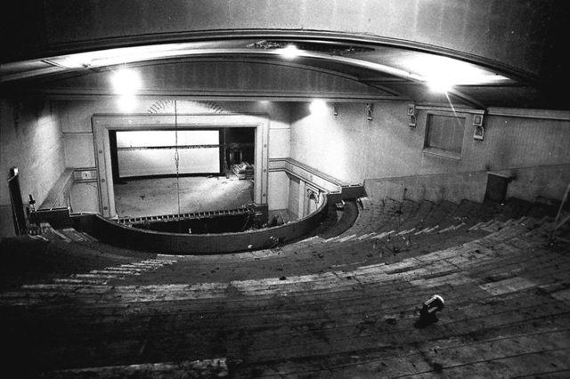 ABC Cinema, Mansfield - 1978 tripling