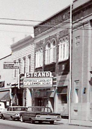 STRAND Theatre; Mount Horeb, Wisconsin.