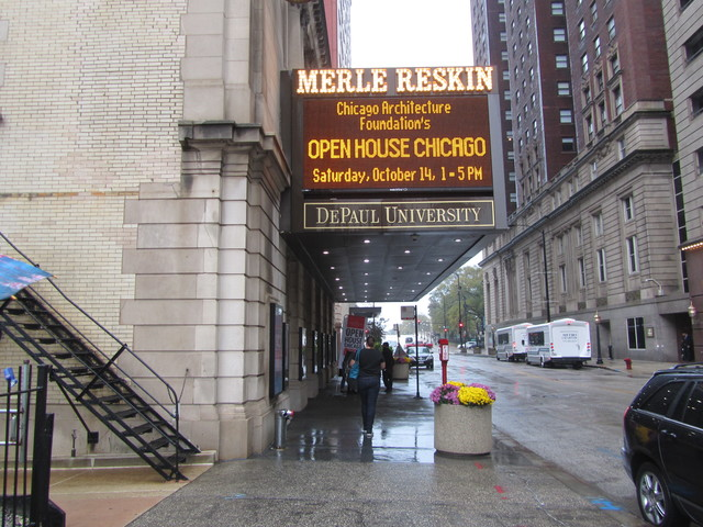 OHC Open House Chicago at the Merle Reskin Theatre