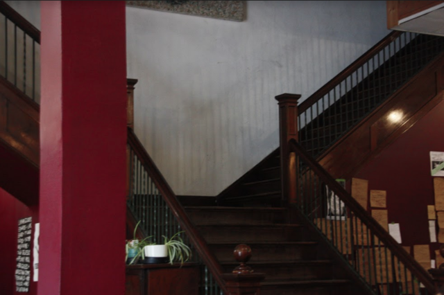 Staircase Inside Lobby