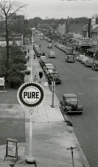1946 photo via Tim O'Neill.