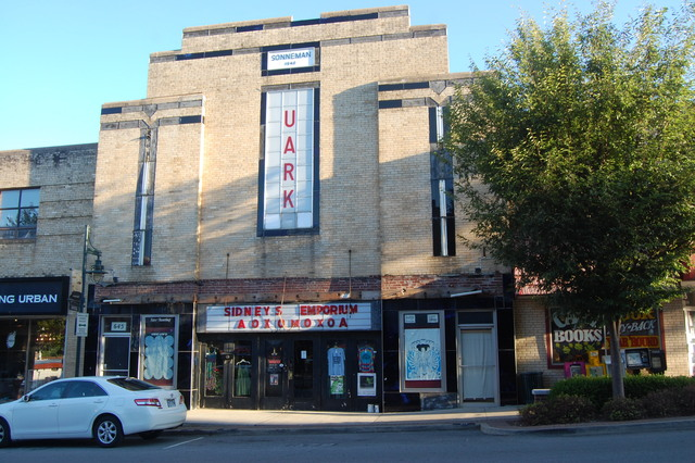 U Ark Theater