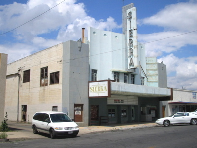 Delano Sierra Theatre