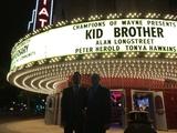 State Wayne - Kid Brother Premiere