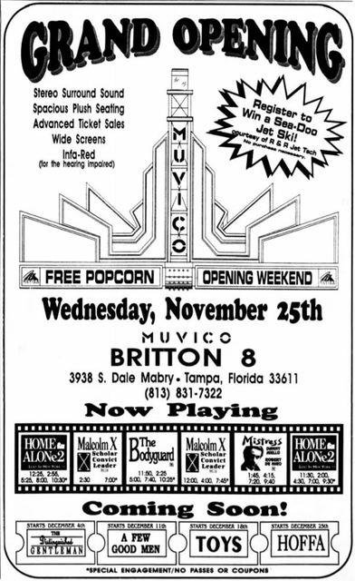 Britton Cinema 8