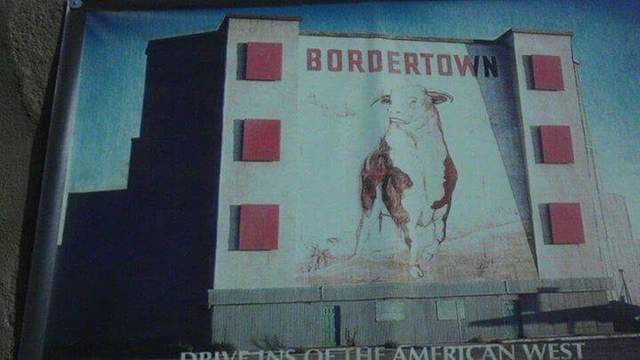 Bordertown El Paso