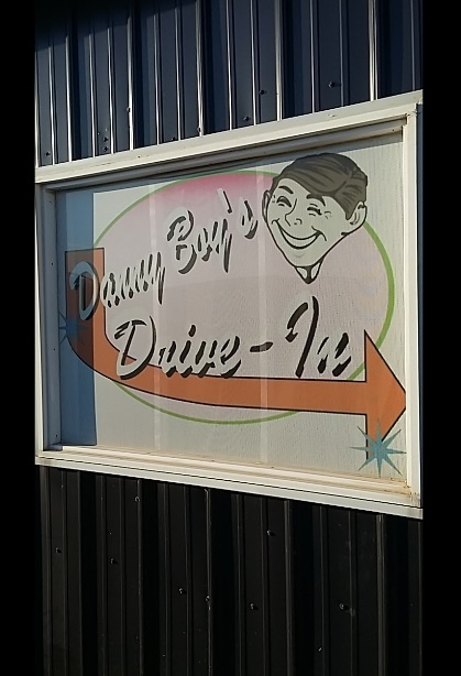 Danny Boy's Drive-In Movie Theater