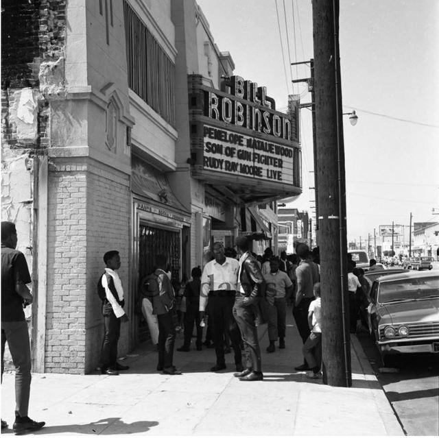 Bill Robinson Theatre