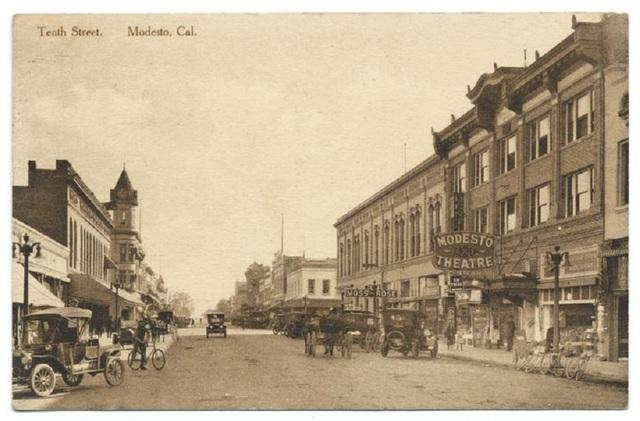 Modesto Theatre