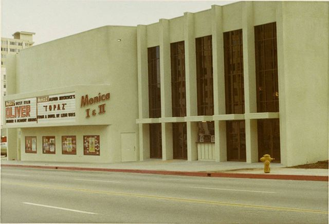 Laemmle Monica Film Center