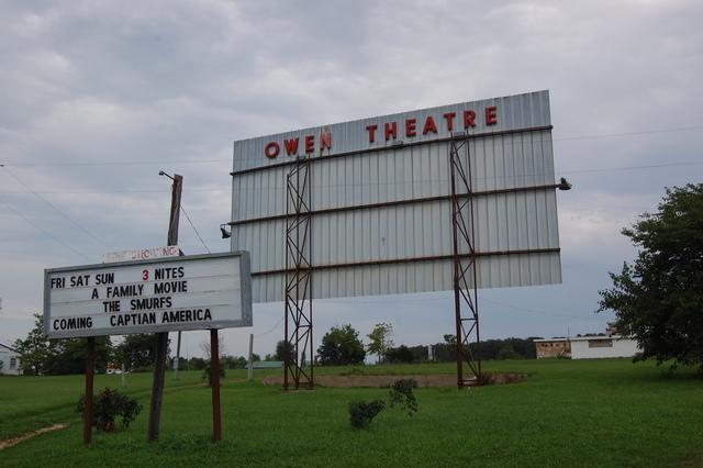 Owen Drive-In