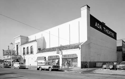 Ada Theatre exterior