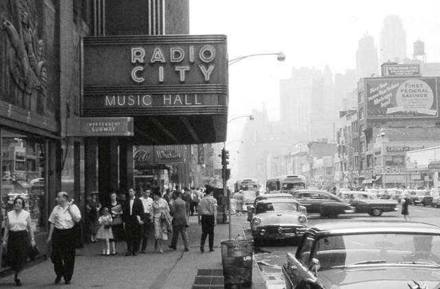 Circa `57 photo via Raymond Storey.