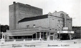 Apollo Theatre exterior