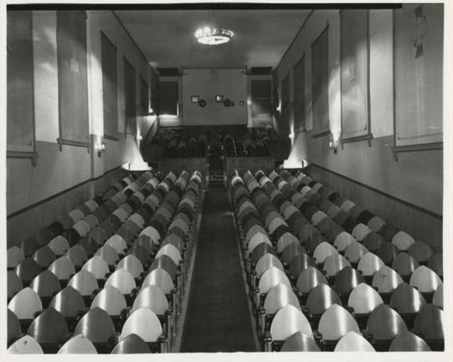 Kiva Theatre