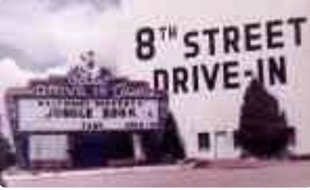8th Street Drive-In
