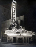 Hollywood Theatre exterior