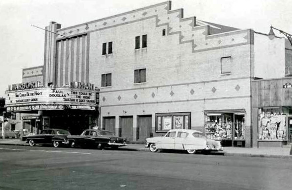 Harbor Theatre exterior