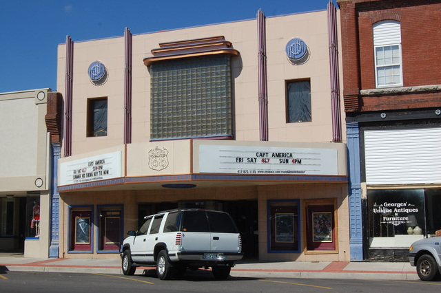 Route 66 Movie Theatre