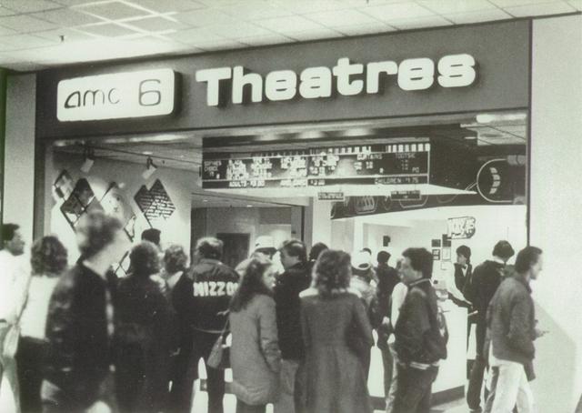 Metro North Mall 6 Theatre