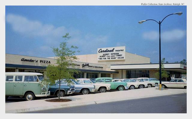 Cardinal Theatre - 1967 (The year it opened.)