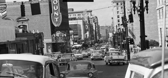 1962 photo credit Portland State University.