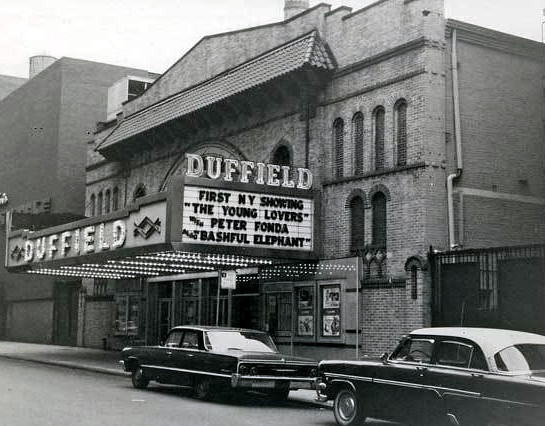 Duffield Theatre exterior