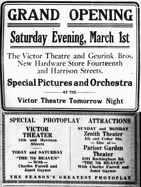 Victor Theatre