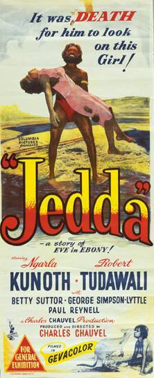 """ JEDDA ""  (G) at the Liberty, 2nd sensational month"