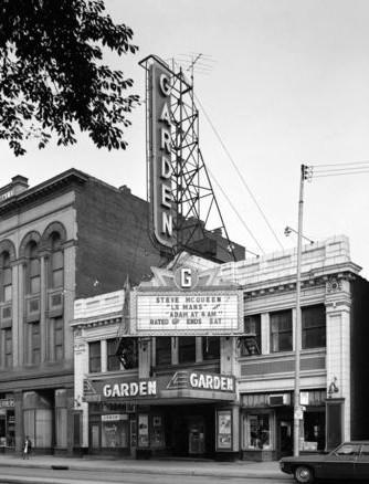 Garden Theatre exterior