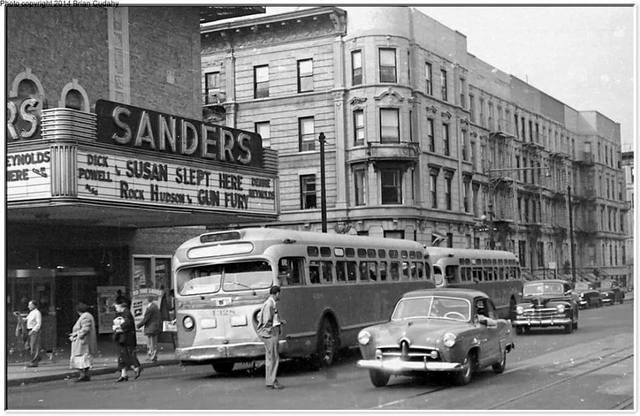 1954 photo via Raymond Storey.