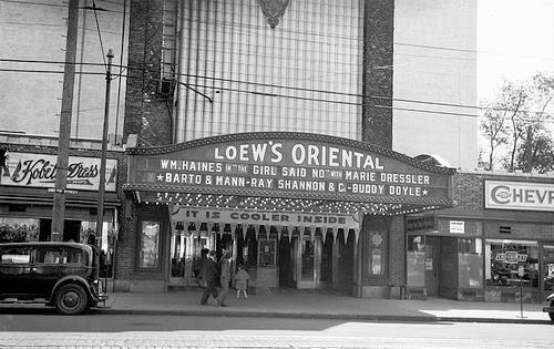 Loew's Oriental Theatre