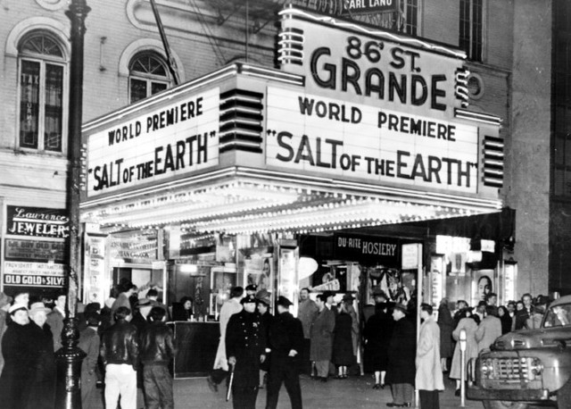 86th Street Grande Theatre exterior