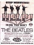 <p>Help(1965)London premier July 29,1965,opened at Hoyt's Regent theater Sydney Autralia Thursday January 13,1966.</p>