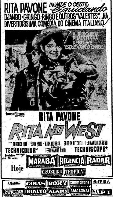 RITA OF THE WEST