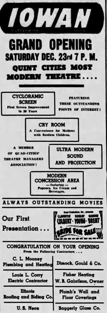 Iowan Theatre