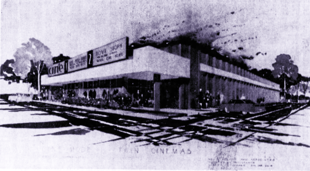 Spruce Hills Twin Cinema