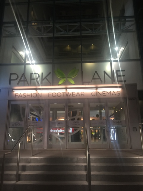 Cineplex Cinemas Park Lane