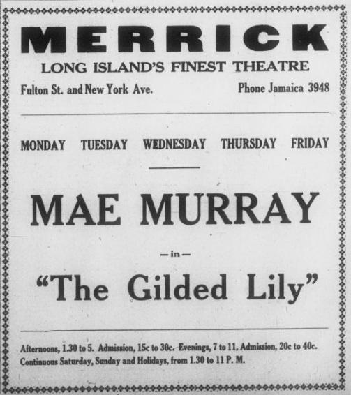 Merrick Theater