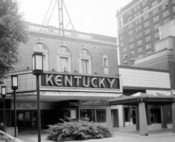 Kentucky Theatre exterior