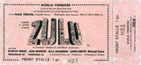 ZULU WORLD PREMIER